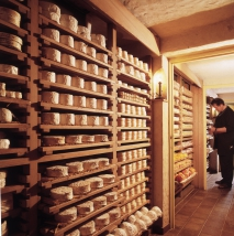 Maison Philippe Olivier, Philippe Olivier affineur de fromages